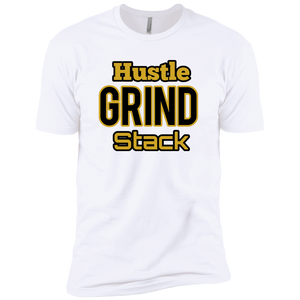 Hustle Next Level Premium Short Sleeve T-Shirt
