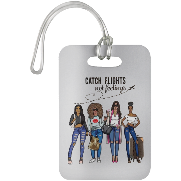 Catch feelings Luggage Bag Tag