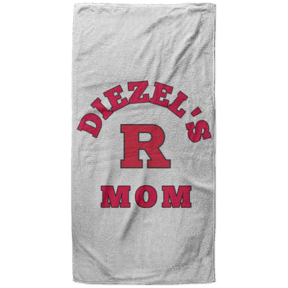 Rutgers  Beach Towel - 37x74