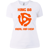 KING 88 Next Level Ladies' Boyfriend T-Shirt - 88apparelcompany
