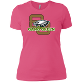 Gang Green Ladies' Boyfriend T-Shirt - 88apparelcompany