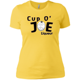 Cup of Joe Ladies' Boyfriend T-Shirt - 88apparelcompany