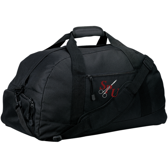 Sterile SPU Logo  Large-Sized Duffel Bag