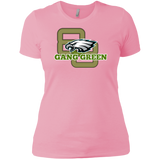 Gang Green Ladies' Boyfriend T-Shirt