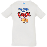 Baby Foxx Infant Jersey T-Shirt - 88apparelcompany