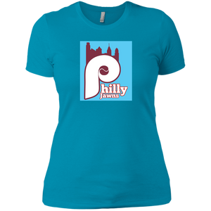Philly Jawns Next Level Ladies' Boyfriend T-Shirt - 88apparelcompany