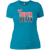 Super Petty Ladies' Boyfriend T-Shirt - 88apparelcompany