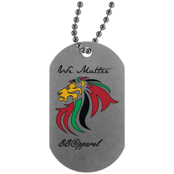 UN4004 Silver Dog Tag - 88apparelcompany