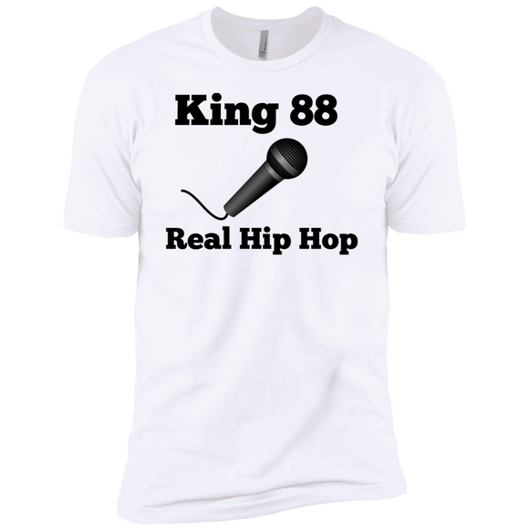 King 88 Mic Premium Short Sleeve T-Shirt - 88apparelcompany