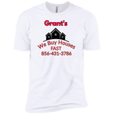 Grant Premium Short Sleeve T-Shirt - 88apparelcompany