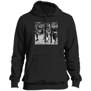 Take a knee Tall Pullover Hoodie