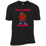 Overweight Lover Next Level Premium Short Sleeve T-Shirt