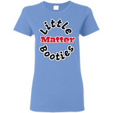 Little booties Ladies' 5.3 oz. T-Shirt