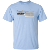 Real Men Cook Ultra Cotton T-Shirt - 88apparelcompany