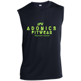 Adonics Sleeveless Performance T-Shirt - 88apparelcompany