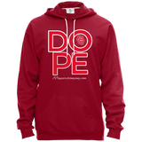 Dope 88 Pullover Hooded Fleece - 88apparelcompany