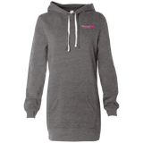 Phenomenal Expressions Women's Hooded Pullover Dress - 88apparelcompany