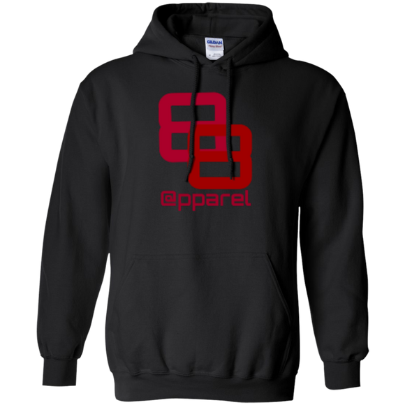 Double 8 Gildan Pullover Hoodie 8 oz. - 88apparelcompany