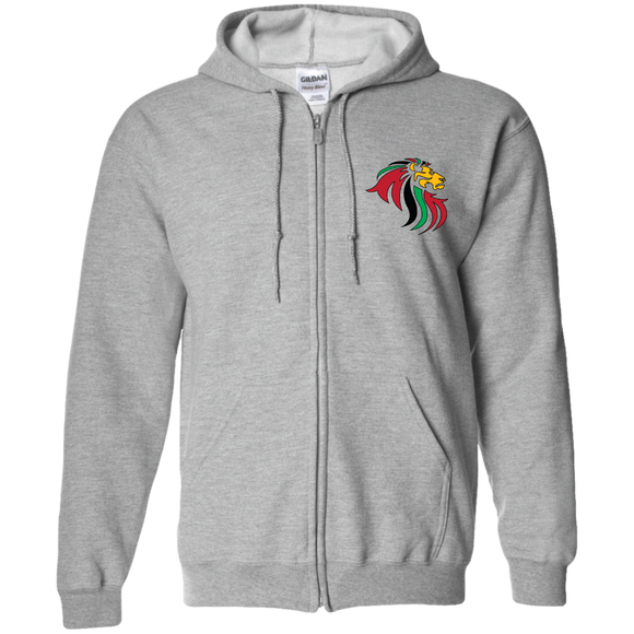 We matter Zip Up Hooded Sweatshirt