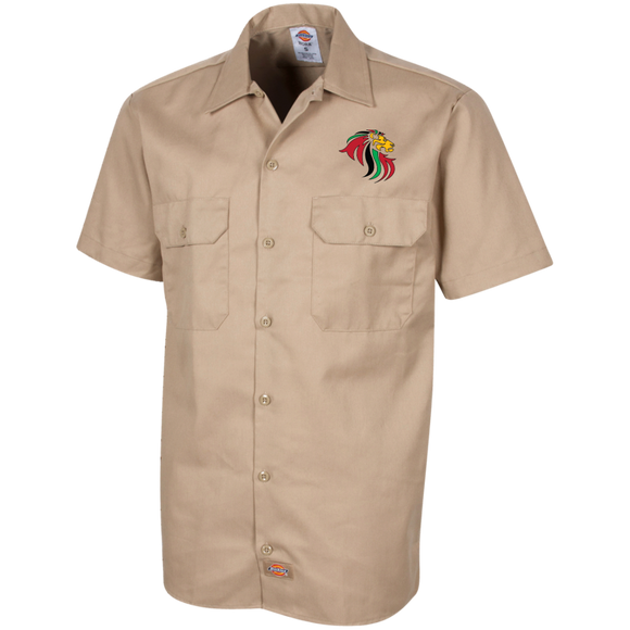 We Matter Dickies Men's Short Sleeve Workshirt