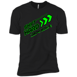 Shift Hard Next Level Premium Short Sleeve T-Shirt
