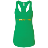 Hoodstars Ladies Ideal Racerback Tank - 88apparelcompany