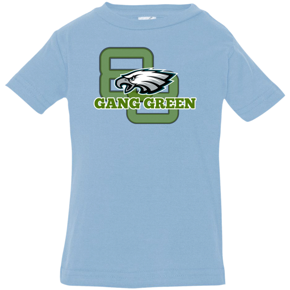 Gang green Infant Jersey T-Shirt - 88apparelcompany
