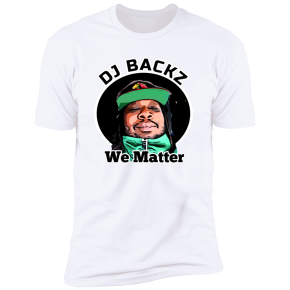 DJ Backz Premium Short Sleeve T-Shirt