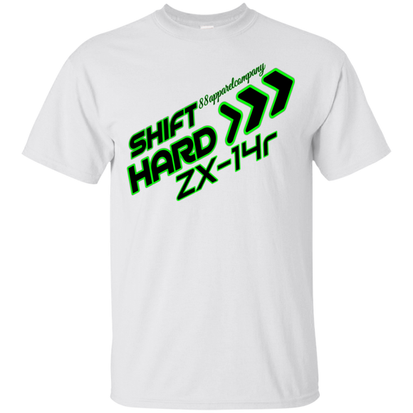 Shift Hard Ultra Cotton T-Shirt