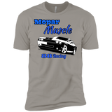 Mopar car Next Level Premium Short Sleeve T-Shirt - 88apparelcompany