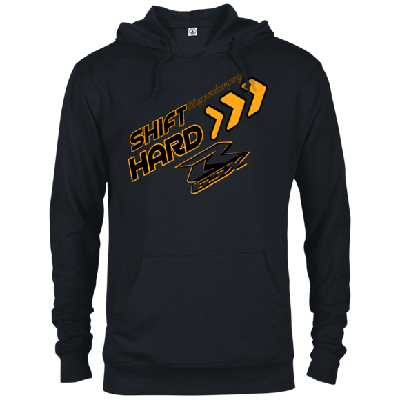 Shift Hard French Terry Hoodie