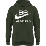 We just do it Port & Co. Core Fleece Pullover Hoodie