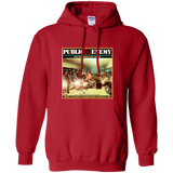 Public Enemy Pullover Hoodie 8 oz. - 88apparelcompany