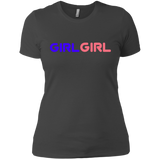Gurl Gurl Next Level Ladies' Boyfriend T-Shirt - 88apparelcompany
