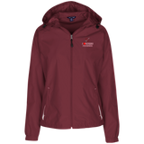 SPU I Heart Processing Hooded Windbreaker