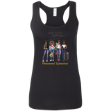Drop dead Gildan Ladies' Softstyle Racerback Tank