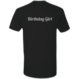 ATL Birthday Girl Next Level Premium Short Sleeve T-Shirt