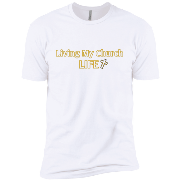 Church Life Next Level Premium Short Sleeve T-Shirt