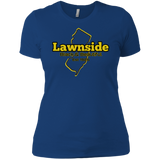 Lawnside 1926 Next Level Ladies' Boyfriend T-Shirt