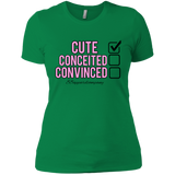 Cute Next Level Ladies' Boyfriend T-Shirt - 88apparelcompany