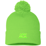 SP15 Sportsman Pom Pom Knit Cap - 88apparelcompany
