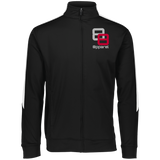 Double 8 Performance Colorblock Full Zip