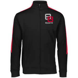 Double 8 Performance Colorblock Full Zip - 88apparelcompany