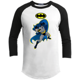 Batman birthday  Sport-Tek Youth Sporty T-Shirt