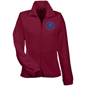 M990W Harriton Women's Fleece Jacket - 88apparelcompany