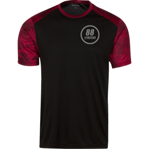 ST371 Sport-Tek CamoHex Colorblock T-Shirt - 88apparelcompany