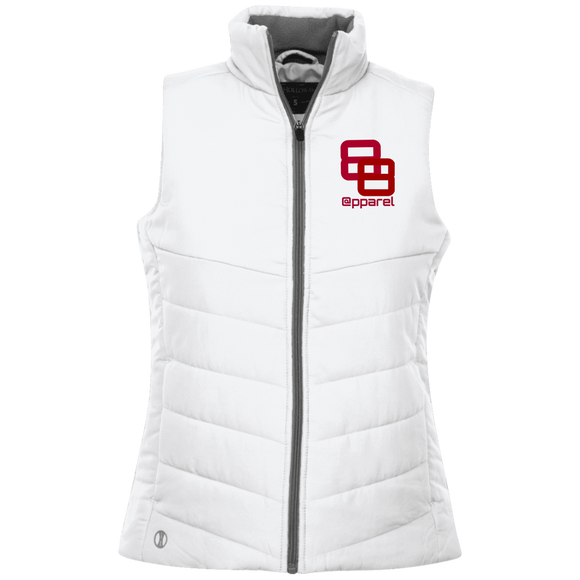 Double 8's Holloway Ladies' Quilted Vest - 88apparelcompany