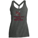 SPU Future Ladies' Cosmic Twist Back Tank