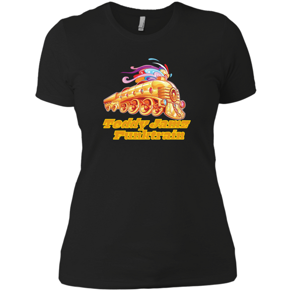 Funktrain Ladies' Boyfriend T-Shirt - 88apparelcompany