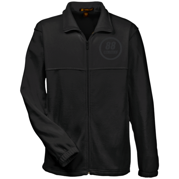 M990T Harriton Tall Men's Full Zip Fleece - 88apparelcompany